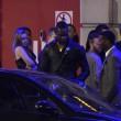 Mario Balotelli esce da locale notturno a Manchester13