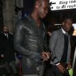 Mario Balotelli esce da locale notturno a Manchester06