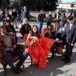 Terremoto Firenze-Chianti: sposi costretti a dire si in piazza 02