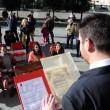 Terremoto Firenze-Chianti: sposi costretti a dire si in piazza 06