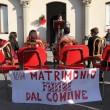 erremoto Firenze-Chianti: sposi costretti a dire si in piazza6