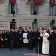 """Papa Francesco abbraccia Marino: """"Mi ha detto che prega per me e per Roma"""" 06"""