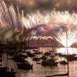 Capodanno a Sydney: 100mila fuochi d'artificio, 1 mln e 200mila in piazza FOTO07