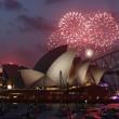 Capodanno a Sydney: 100mila fuochi d'artificio, 1 mln e 200mila in piazza FOTO06