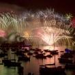 Capodanno a Sydney: 100mila fuochi d'artificio, 1 mln e 200mila in piazza FOTO5