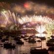 Capodanno a Sydney: 100mila fuochi d'artificio, 1 mln e 200mila in piazza FOTO13