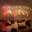 Capodanno a Sydney: 100mila fuochi d'artificio, 1 mln e 200mila in piazza FOTO111