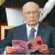 Giorgio Napolitano, 9 anni dopo: santo per Scalfari, Berlusconi ingrato01
