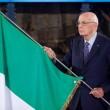 Giorgio Napolitano, 9 anni dopo: santo per Scalfari, Berlusconi ingrato031