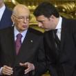 Giorgio Napolitano, 9 anni dopo: santo per Scalfari, Berlusconi ingrato023