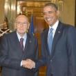 Giorgio Napolitano, 9 anni dopo: santo per Scalfari, Berlusconi ingrato020