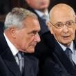 Giorgio Napolitano, 9 anni dopo: santo per Scalfari, Berlusconi ingrato010