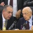 Giorgio Napolitano, 9 anni dopo: santo per Scalfari, Berlusconi ingrato0