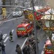 Parigi, spara a 2 agenti e fugge3