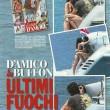 Gigi Buffon insaziabile a letto. Ilaria D'Amico sfinita. E anche i vicini…06