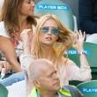Ester Satorova e Kim Sears: sfida tra wags agli Australian Open