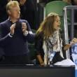 Ester Satorova e Kim Sears: sfida tra wags agli Australian Open03