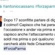 """Carolina Marcialis: """"Donadoni crisantemo parli di dignità?"""". E' lei o Cassano?"""