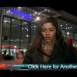 VIDEO YouTube Londra, moto investe donna in diretta tv (4)