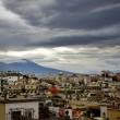 Vesuvio, cima e fianchi ricoperti di neve 08