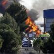 Spagna: F-16 greco si schianta in base Nato, 10 morti. Anche 9 feriti italiani 05