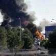 Spagna: F-16 greco si schianta in base Nato, 10 morti. Anche 9 feriti italiani 02