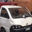 Roma, camion dei rifiuti abbandonato in divieto di sosta per 3 giorni 02