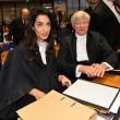 Amal Alamuddin, moglie George Clooney in aula per difendere gli armeni12