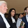 Amal Alamuddin, moglie George Clooney in aula per difendere gli armeni11