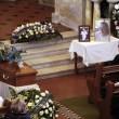 Anita Ekberg: i funerali, le immagini07