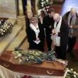 Anita Ekberg: i funerali, le immagini06