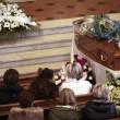 Anita Ekberg: i funerali, le immagini04