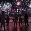 Capodanno, fuochi d'artificio salutano il 2015: foto e video dal mondo16