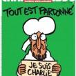 """Charlie Hebdo, Maometto piange in copertina: """"Tutto è perdonato"""" FOTO"""