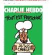"""Charlie Hebdo, Maometto piange in copertina: """"Tutto è perdonato"""" FOTO 2"""