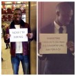"""Alfred Ajani trova lavoro da manager in metro: """"Cv scritto sul cartello"""" FOTO"""
