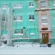 Dudinka, Siberia, la città ghiacciata: a -20 gradi coi riscaldamenti rotti FOTO 2