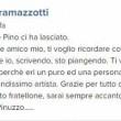 Pino Daniele morto: Eros Ramazzotti, Laura Pausini... il dolore sui social