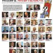 """Presidente Repubblica, le """"Primarie"""" del Fatto Quotidiano: i nomi e come votare03"""