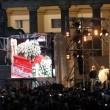 Pino Daniele, funerali Napoli: folla canta in piazza Plebiscito6