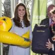 Kate Middleton, sesto mese gravidanza: all'evento benefico è sorridente e in forma 01