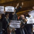 Lega Nord, cartelli Camera contro Corte Costituzionale02