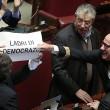Lega Nord, cartelli Camera contro Corte Costituzionale12
