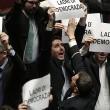 Lega Nord, cartelli Camera contro Corte Costituzionale08