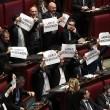 Lega Nord, cartelli Camera contro Corte Costituzionale07
