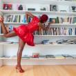 Maimouna Coulibaly VIDEO YouTube e FOTO Booty Therapy. Sorella sexy di Amedy4