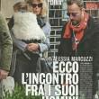 Alessia Marcuzzi, Paolo Calabresi Marconi litiga con Francesco Facchinetti FOTO