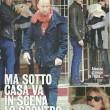 Alessia Marcuzzi, Paolo Calabresi Marconi litiga con Francesco Facchinetti FOTO 4