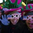 Capodanno, fuochi d'artificio salutano il 2015: foto e video dal mondo07