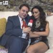 """VIDEO YouTube - """"Nina Moric ubriaca"""", l'intervista di Andrea Diprè"""